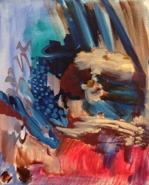 , 'Bluedot,' 2015, Trish Clark Gallery