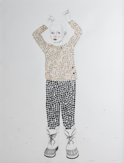 , 'Silver Pants,' 2019, Slete Gallery