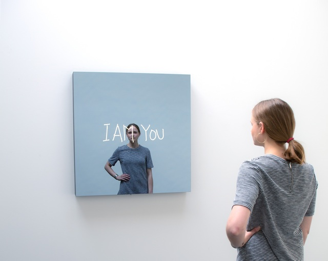 , 'I AM YOU (handwritten), ,' 2018, KÖNIG GALERIE