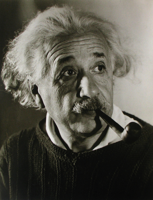 Roman Vishniac, 'Albert Einstein in Princeton', ca. 1941, Howard Greenberg Gallery