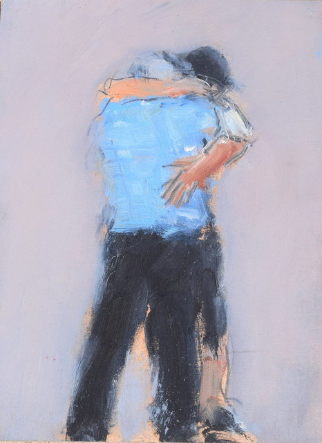 , 'Embracing Manchester III,' 2018, Gateway Gallery