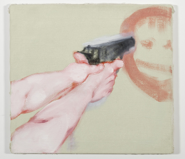 , 'grisaille,' 2013, Galerie Jocelyn Wolff