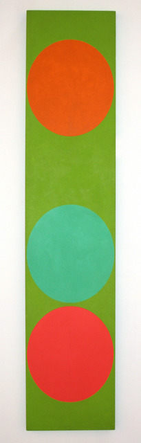 , '3 on Green (116),' 1963, David Richard Gallery