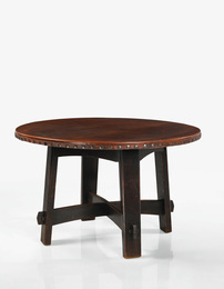 A Rare Library Table, Model No. 407