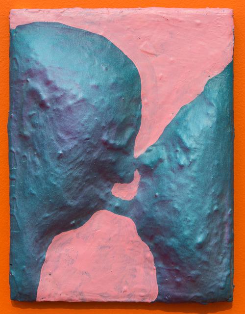 , 'Kiss,' 2015, Postmasters Gallery