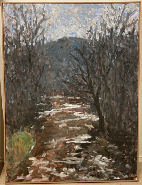 Eugene Leake, 'Deer Creek at Ivory Mills', 2000, Painting, Oil on canvas, C. Grimaldis Gallery