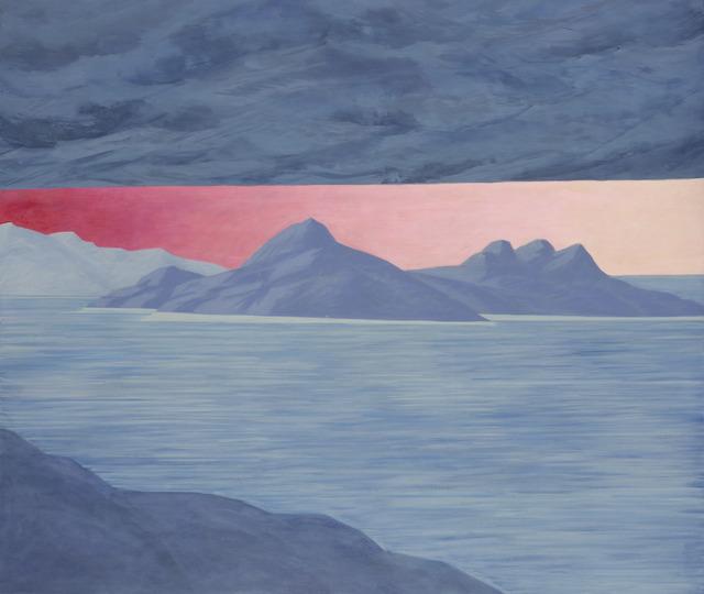 Carlo Battaglia, '18 Dicembre 1988', 1989, Valli Art Gallery