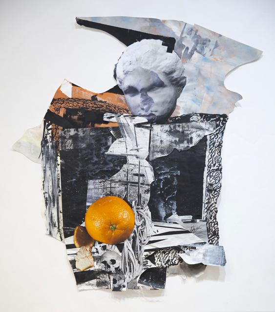 , 'Now, as before,' 2017, Galerie Antoine Ertaskiran