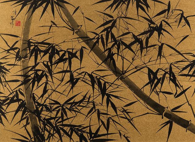 , 'Bamboo (No. 146.1),' 1995, Pékin Fine Arts