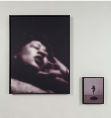 , 'Untitled (Ella on silk),' 2014, Jack Shainman Gallery