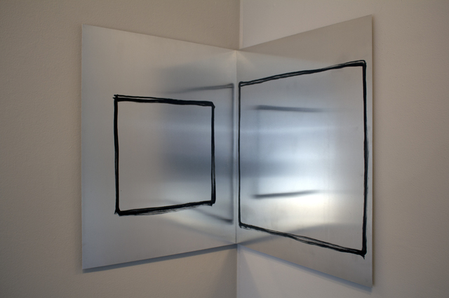 , 'Non-Painting Painting,' 2012, Art Mûr