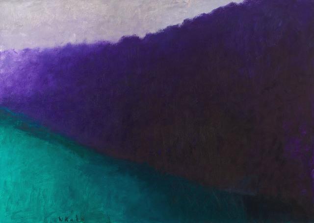 , 'DARK COMPLIMENTARIES II,' 1990, Jerald Melberg Gallery