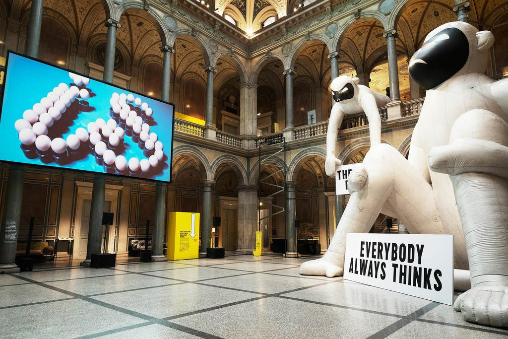 MAK Exhibition View, 2015