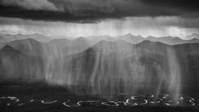 , 'Rainfall Over the Peel Watershed,' , Paul Nicklen Gallery