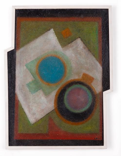, 'Madí IIA,' 1945, Durban Segnini Gallery