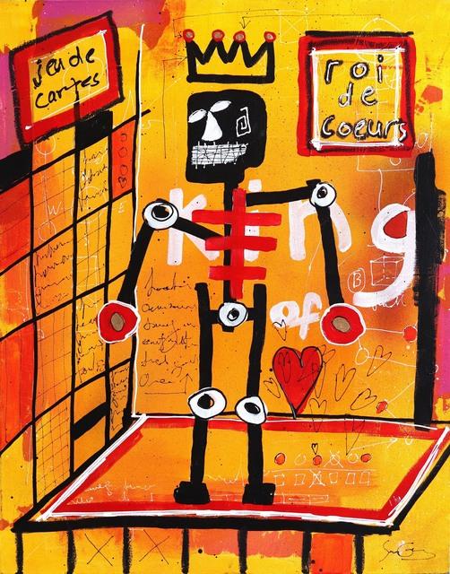 Soren Grau, 'King of Hearts', 2019, Artspace Warehouse