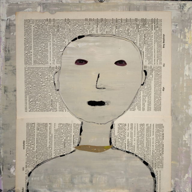 , 'Quiet Boy,' 2015, Turner Carroll Gallery