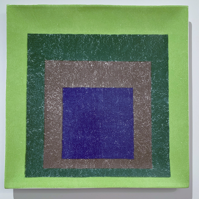 """Josef Albers, '""""Study for Homage to a Square""""  ', 1999, David Lawrence Gallery"""