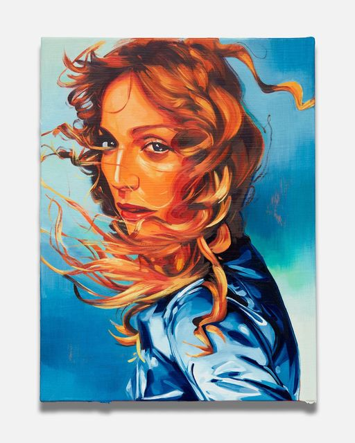 Sam McKinniss, 'Madonna', 2018, Almine Rech