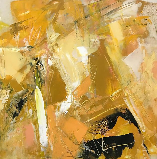 , 'Daybreak,' 2017, The McLoughlin Gallery