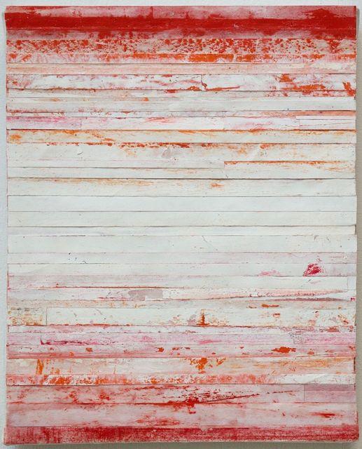 , 'Bloody Passage,' 2017, Garvey   Simon
