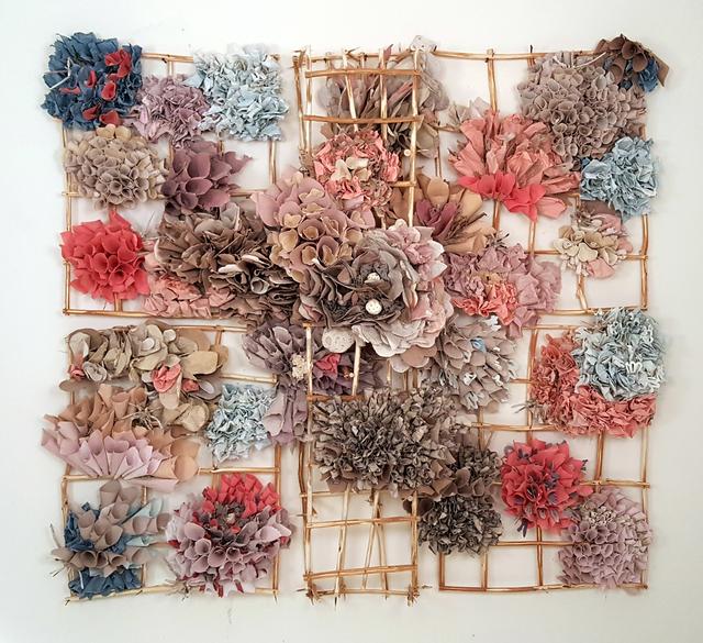 , 'Five Part Bloom,' 2017, Duane Reed Gallery