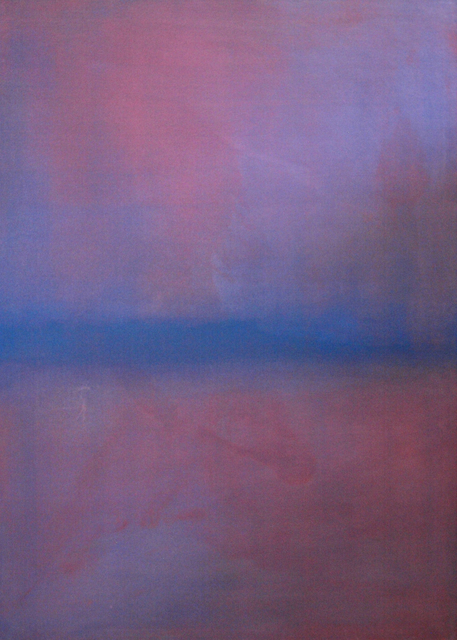 , 'Blue Mist Arriving (Ireland, pre dawn light),' 2016, Tanya Baxter Contemporary