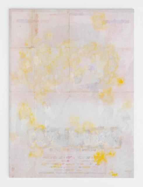 , 'L'Etincelle,' 2016, Johannes Vogt Gallery