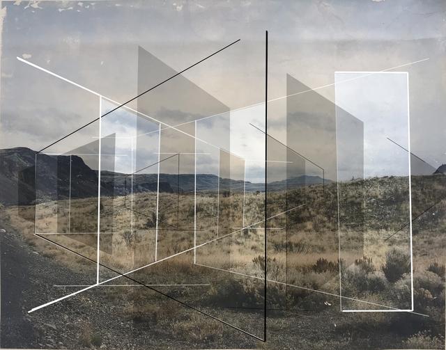 , 'New Land No. 30,' 2018, Klowden Mann