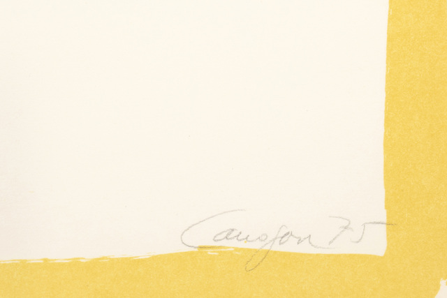 Rafael Canogar, 'A Collection Of Abstract Color Lithographs (Fifteen Works)', 1975, Print, Color lithographs on paper, John Moran Auctioneers