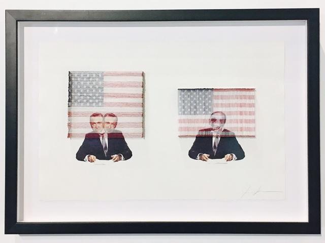 , 'Echo ,' 2016, galerie 103