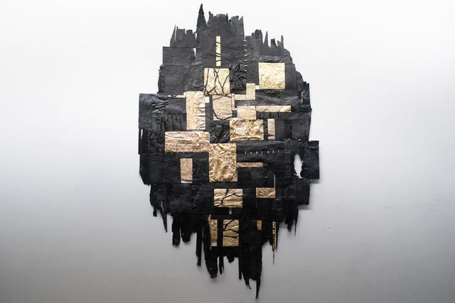 Clay Apenouvon, 'Dans les yeux de ma mère V', 2019, Mariane Ibrahim Gallery