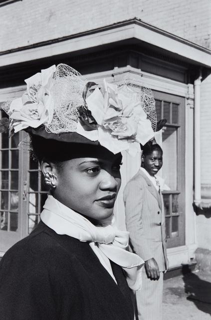 Henri Cartier-Bresson, 'Easter Sunday in Harlem', 1947, Phillips