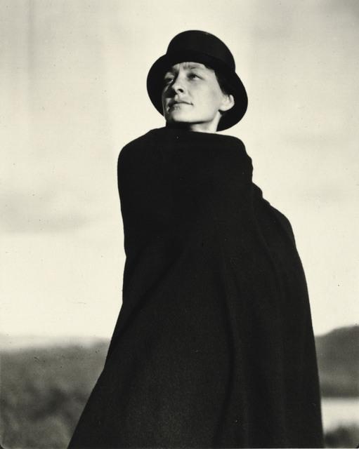Alfred Stieglitz, 'Georgia O'Keeffe: A Portrait', 1920–1922, Photography, Gelatin silver contact print, Christie's