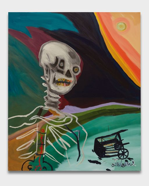 , 'Solid Ghost,' 2018, Almine Rech Gallery