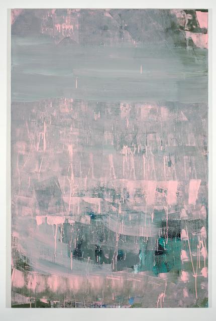 , 'Pintura Sem Titulo (Padronagem Cinza e Rosa),' 2014, Mercedes Viegas Arte Contemporânea
