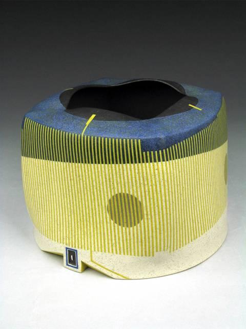 , 'Stoneware Vase 27,' 2017, Eutectic Gallery