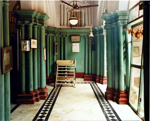 Laura McPhee, 'Bose House, Howrah, India', 2001, Photography, Archival Pigment Ink Print, Benrubi Gallery