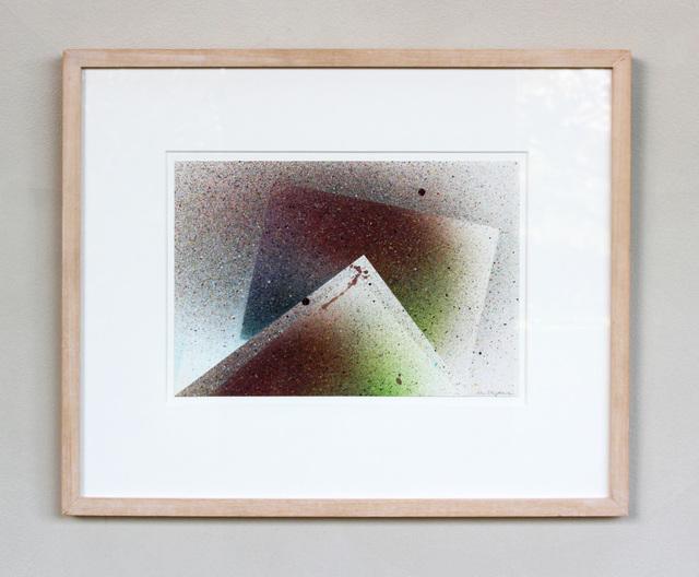 , 'The second triangular series: Futura V,' 1974, New Art Centre