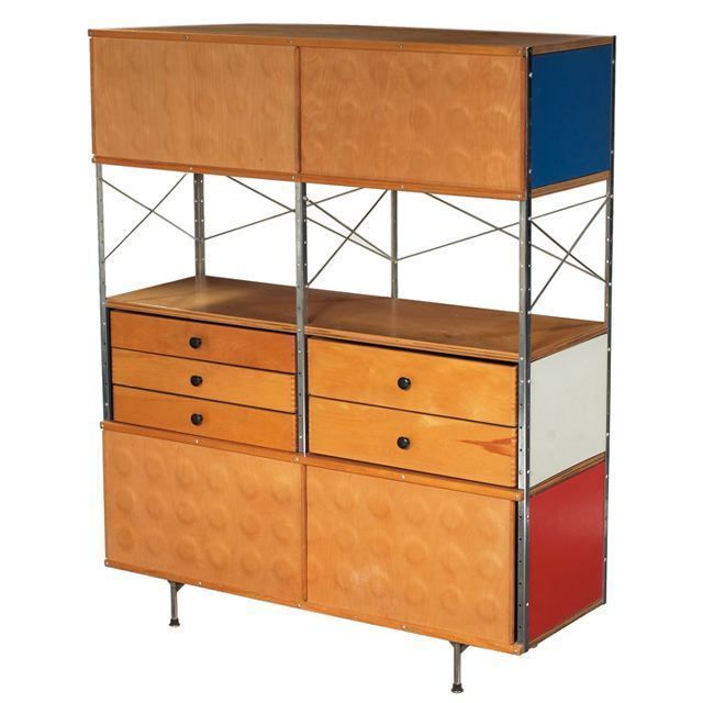 Charles and Ray Eames, 'Storage Unit 400,' ca. 1953, Mark McDonald