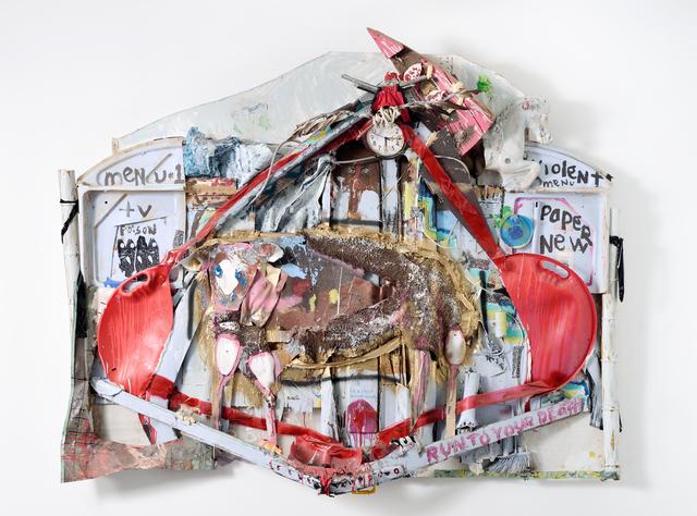, 'Pyramid of Society,' 2015-2016, Galerie C.O.A
