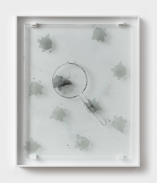 , 'Cut Spec,' 2018, Rachel Uffner Gallery
