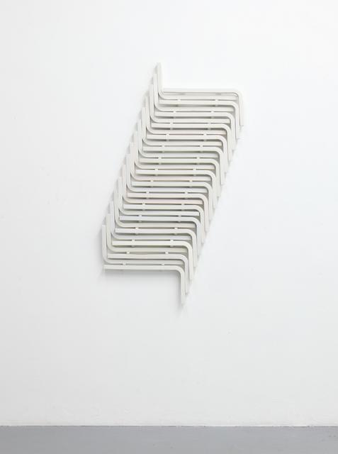 , 'Untitled (ikea stools),' 2017, Osnova Gallery