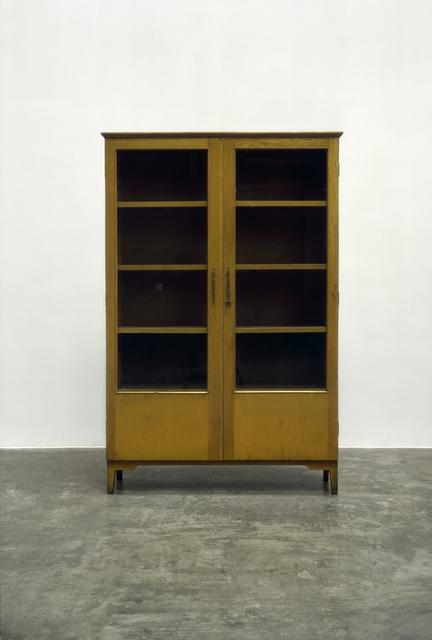 , '纪念碑-书柜 Shelf,' 2010, Shanghai Gallery of Art