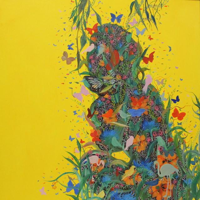 Humeira Hussain, 'Mother Nature', Aisha Alabbar Art Gallery