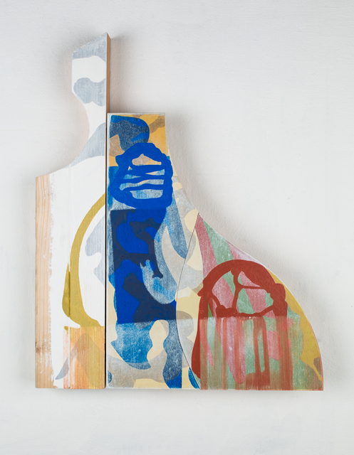 , 'Tailslide,' 2015, Joanna Bryant & Julian Page