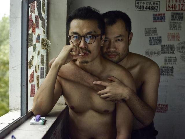 Pieter Hugo, 'Dy and Jeffrey Wu, Beijing', 2015-2016, Stevenson