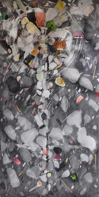 , 'Comme une formation nuageuse IX,' 2016, Gowen Contemporary