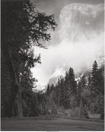 El Capitan, Sunrise, Winter, Yosemite National Park, California