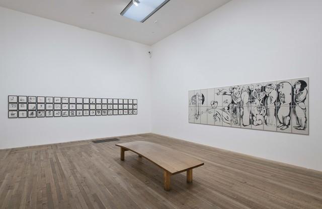 , 'Visual Diary of a Time-Waste Palace,' 1996, Vigo Gallery